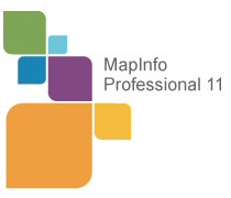 Mapinfo Professional 11