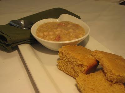 Cornbread-Beans