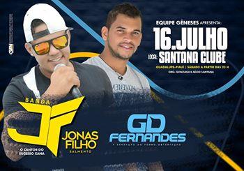 Mais uma grande Festa no Santana Clube