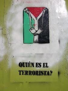 ¿Quién es el terrorista?