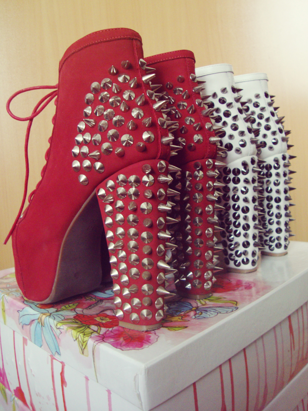 Jeffrey Campbell, Shoes, Boots