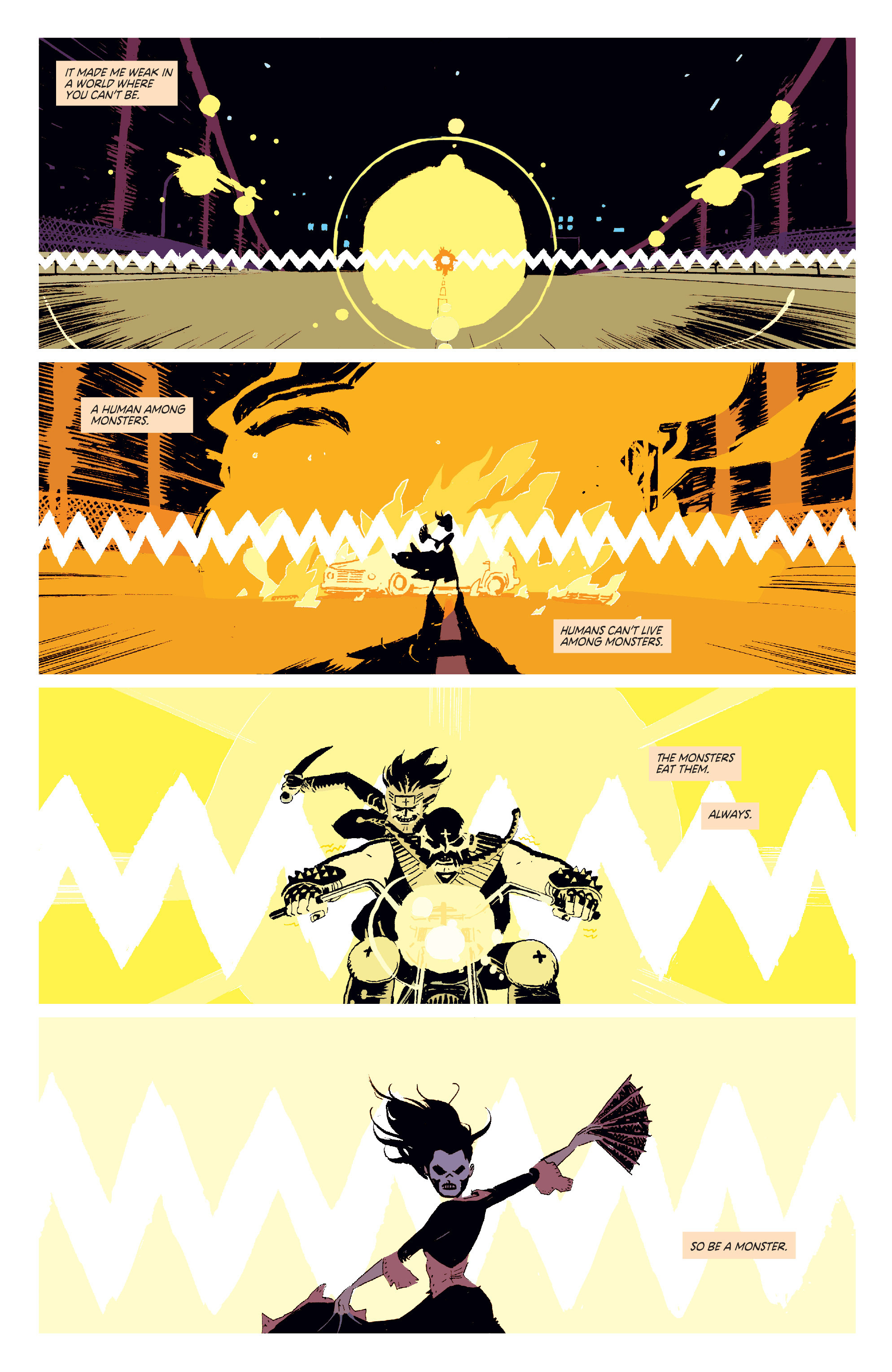 Read online Deadly Class comic -  Issue # _TPB 3 - 22
