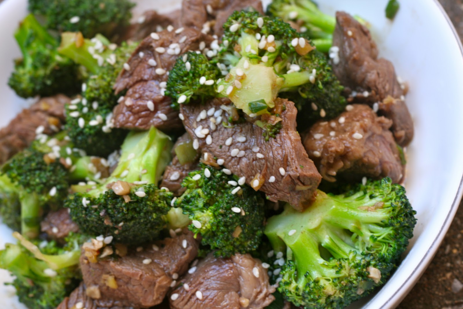 ... will be sorry if you make this paleo version of beef and broccoli