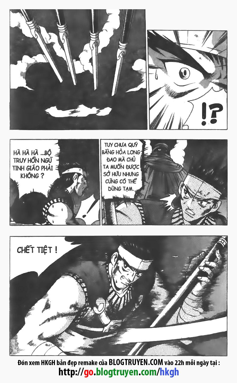Hiệp Khách Giang Hồ chap 130 page 29 - IZTruyenTranh.com