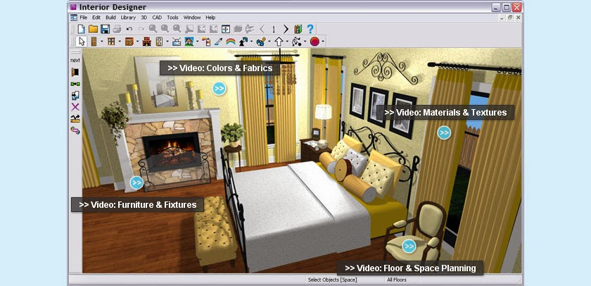 Interior Design Software