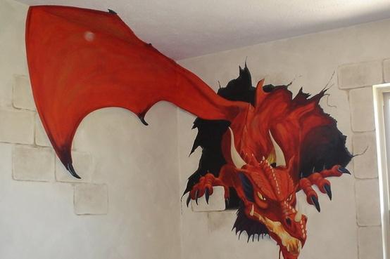 Varios dise os de murales o pegatinas para las paredes for Murales de pared para dormitorios