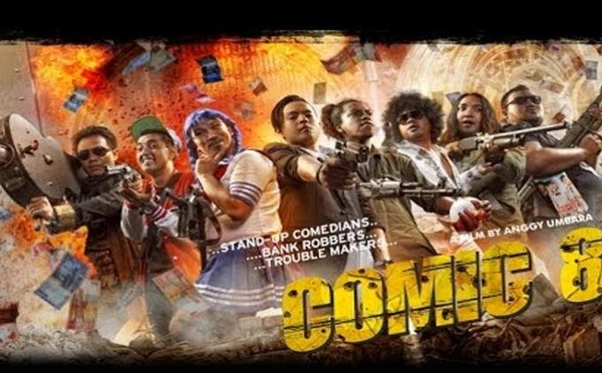 Film Indonesia Comic 8