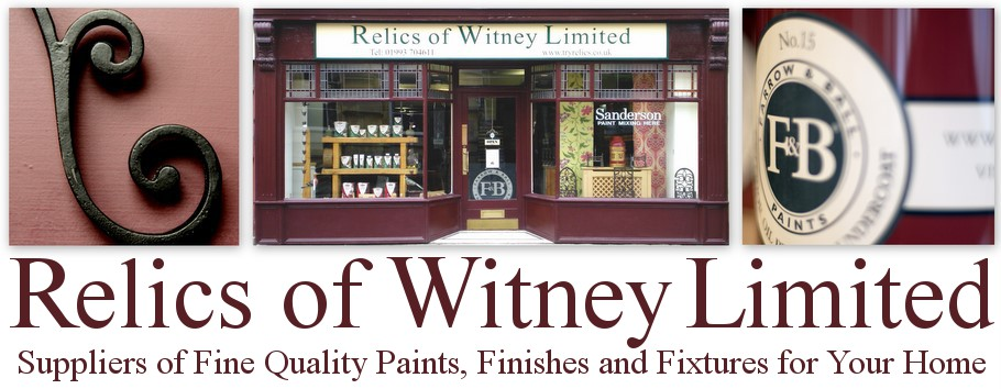 Relics Of Witney