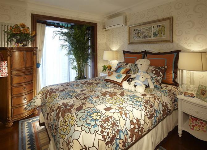 Dise o de dormitorios cl sicos dormitorios con estilo for Como adornar un dormitorio