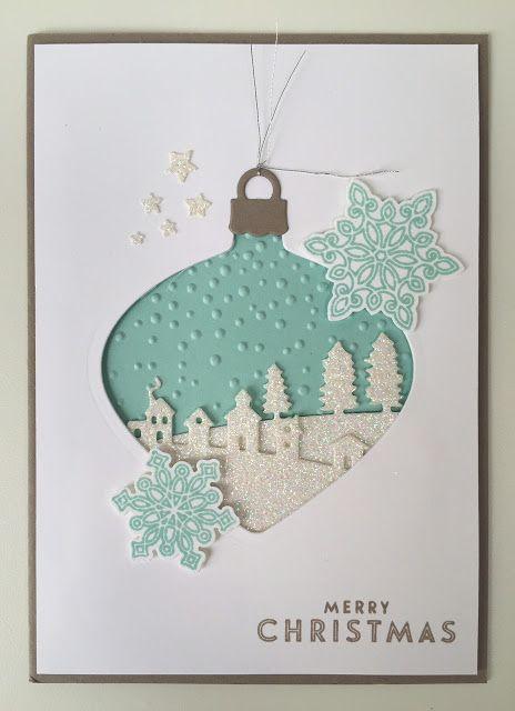 Christmas Ornament Dies