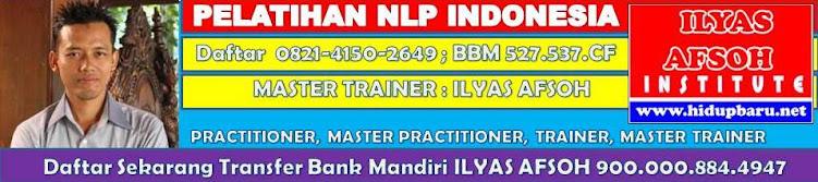 NLP Hipnotis Public Speaking Motivator 0896-1065-9643