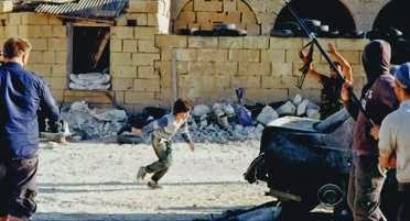 Syrian boy 'hero' in hoax film still