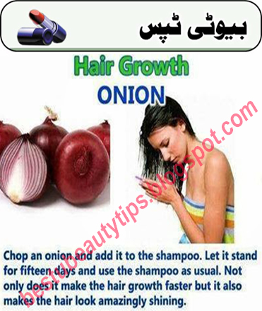 Healthy Hair Growth Tips In English