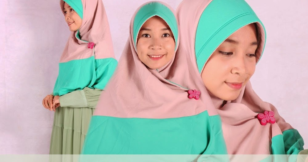 Hijab Alila: Berry Candy