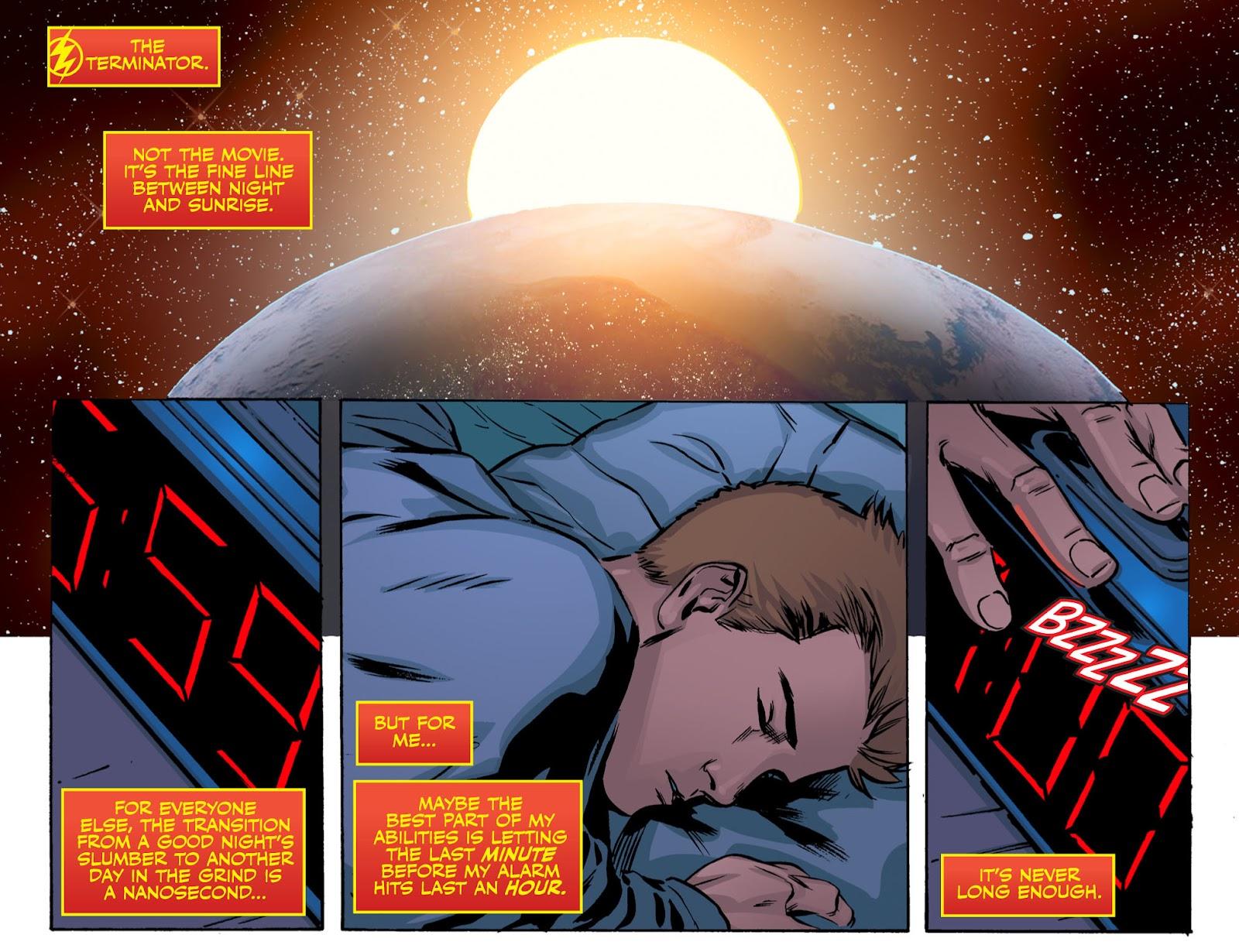 The Flash: Season Zero [I] Issue #20 #20 - English 3