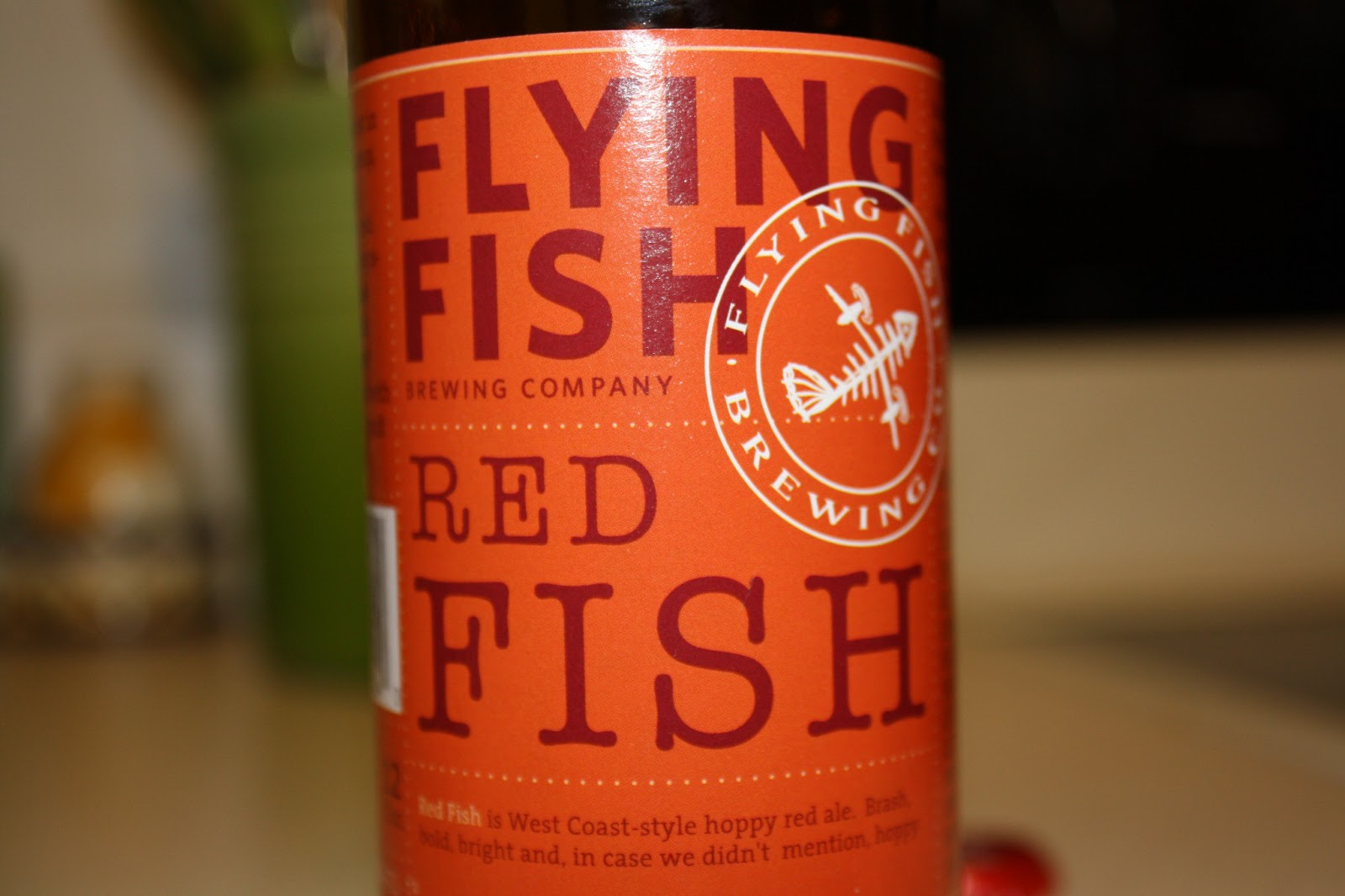 Mould 39 s beer blog flying fish red fish for Flying fish company