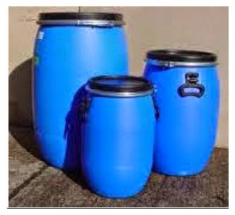 Jual Plastic Drum Width Hole