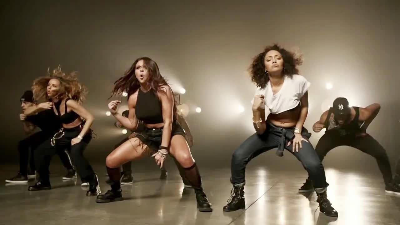 Little Mix Move Video