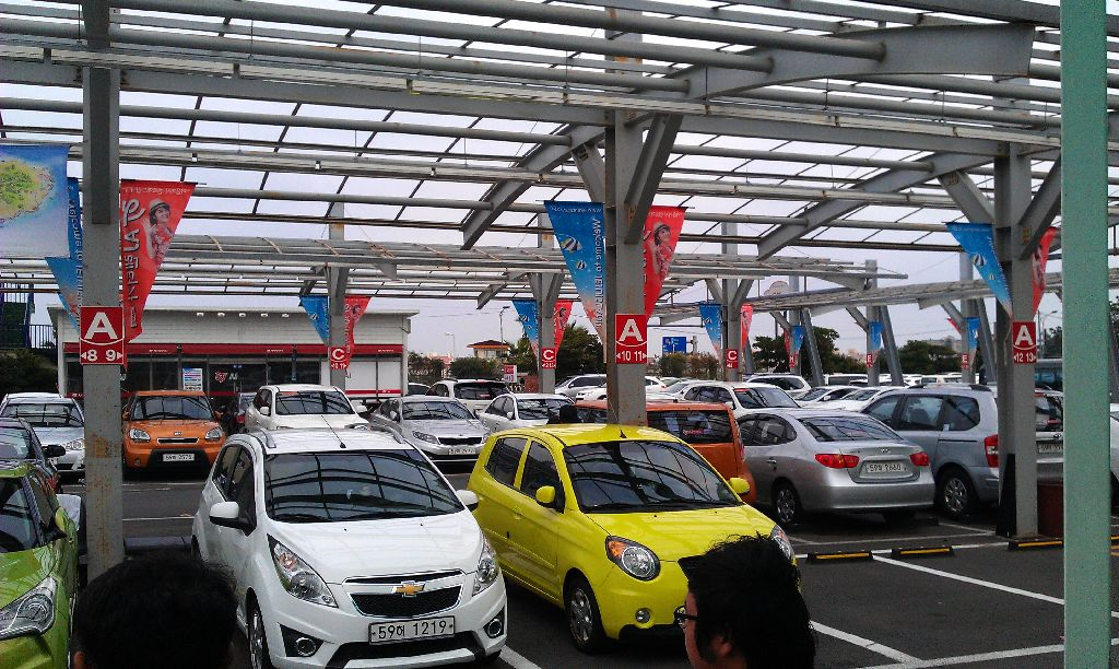 Jeju Island Car Rental Avis