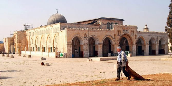 Masjid Paling Besar Di Dunia