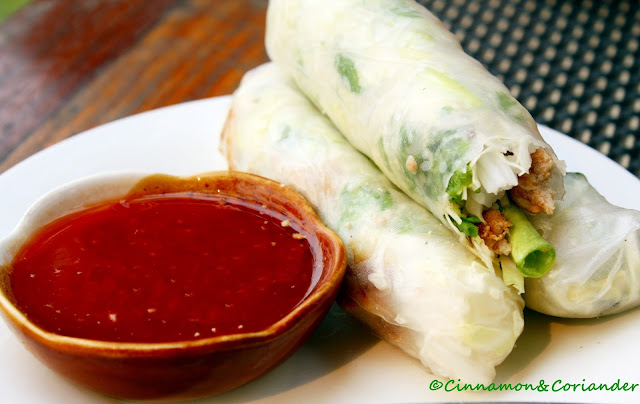 Lao Fresh Summer Roll