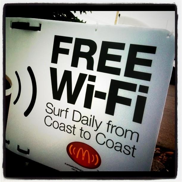 101 Restaurants Offering Free Wi-Fi