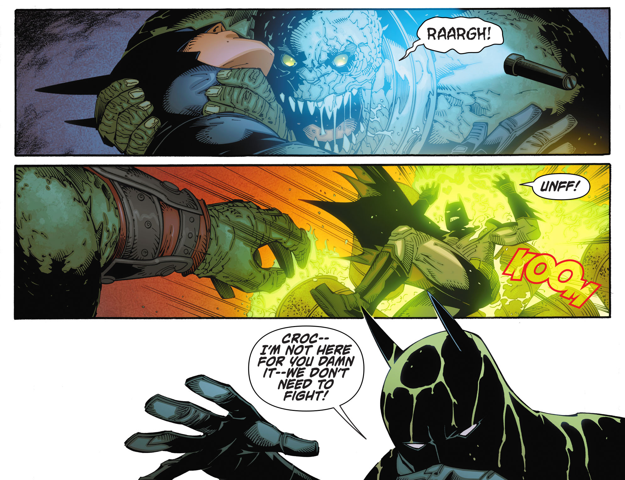 Batman: Arkham Knight [I] Issue #6 #8 - English 6
