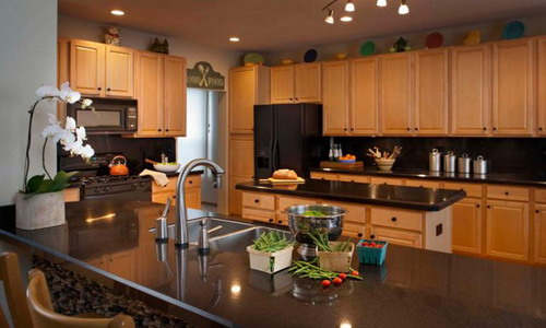 Granite Overlay Countertop Images