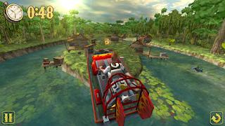 Shine Runner game đua thuyền cao tốc trên sông cho android - 21849