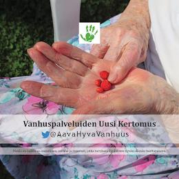 AavaHyväVanhuus  - Vanhuspalveluiden Uusi Kertomus