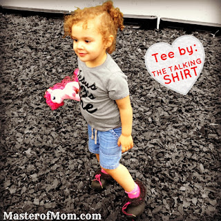 the talking shirt, my little pony, children's fashion, inspirational tees, kind clothing