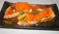Cooking fish with jiaozhi sauce