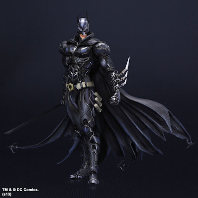 "Square Enix Play Arts Kai DC Comics ""Variant"" Batman Figure"