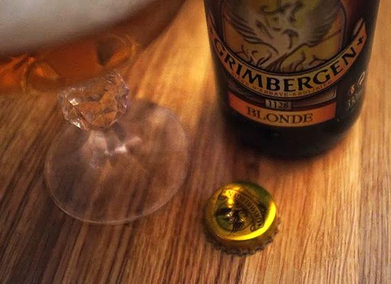 Бельгийское аббатское пиво Grimbergen Blond