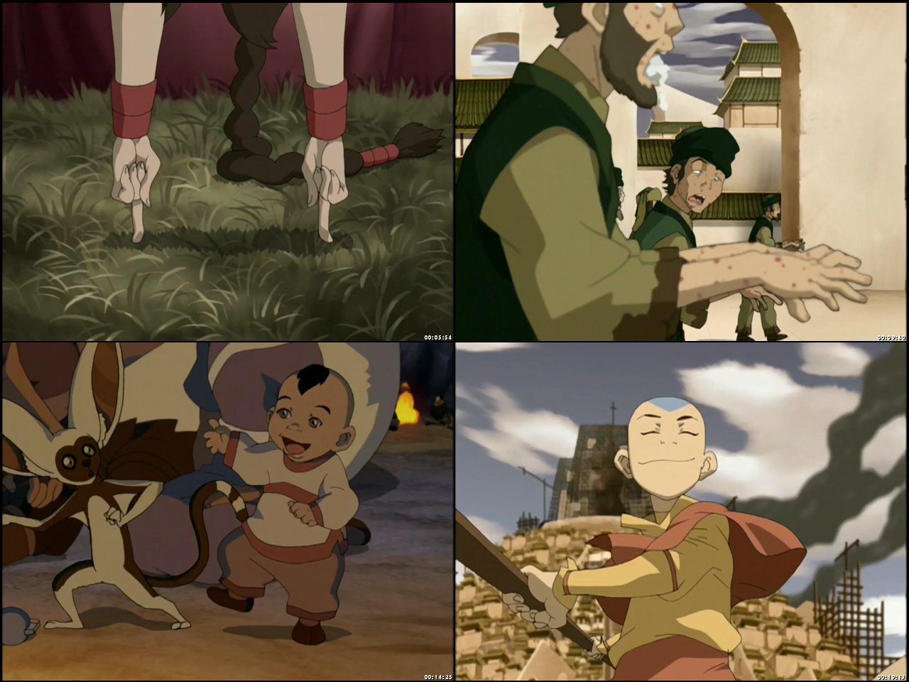 Avatar: The Last Airbender 2005–2008