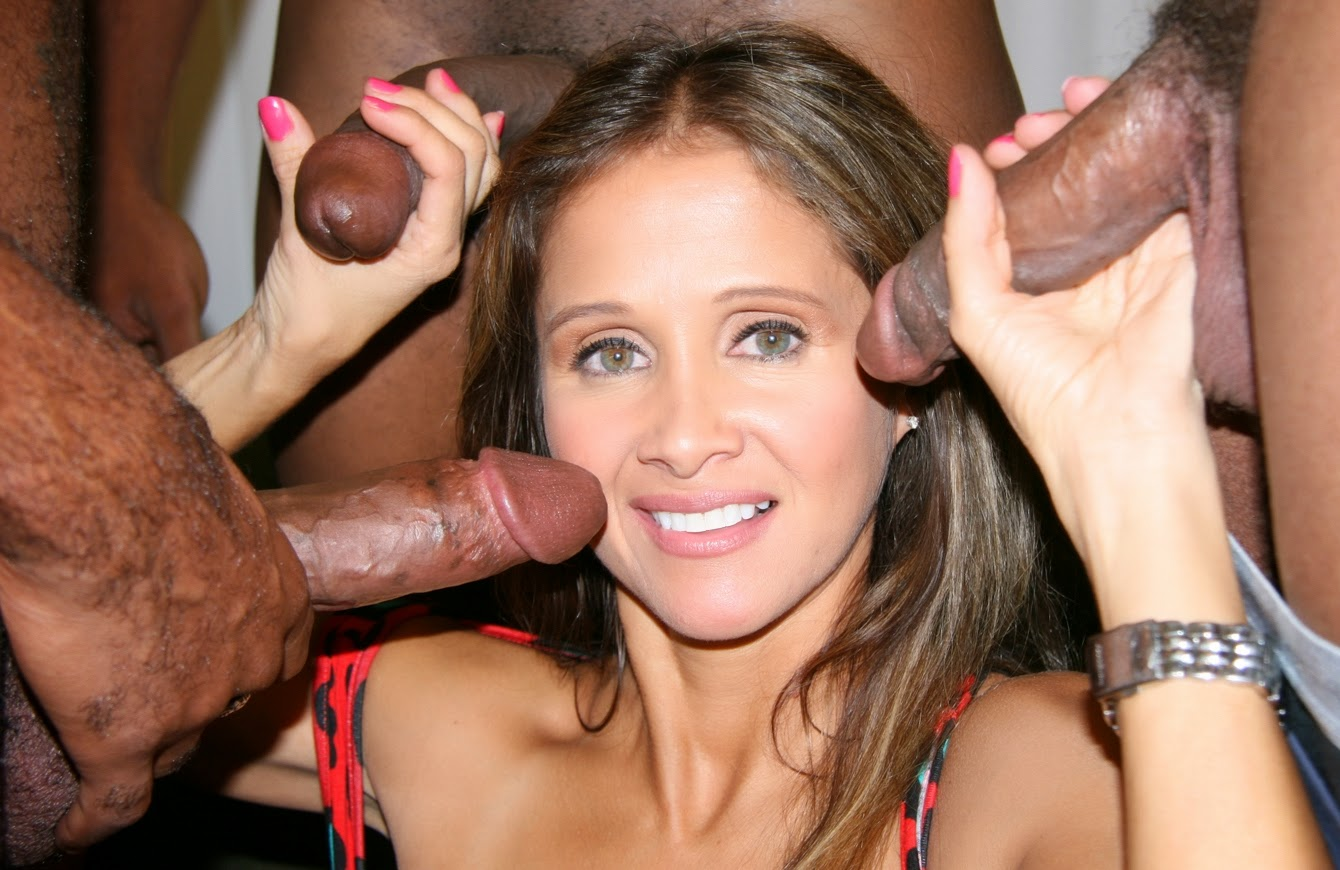 Hot wife rio black dick