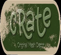 Crate ♥