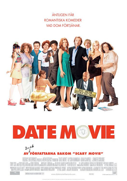 Date Movie Enthralled: Date Movie