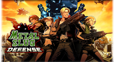 Download Metal Slug Defense Game Pertempuran Dengan Tentara