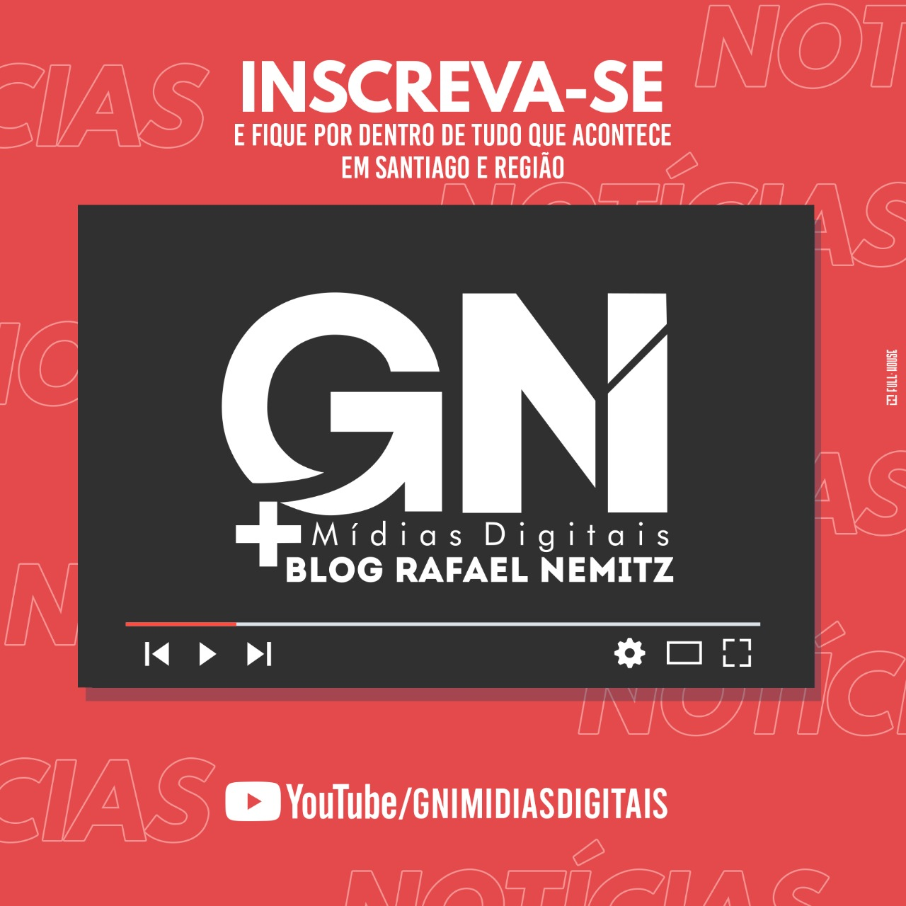 Blog Rafael Nemitz no Youtube