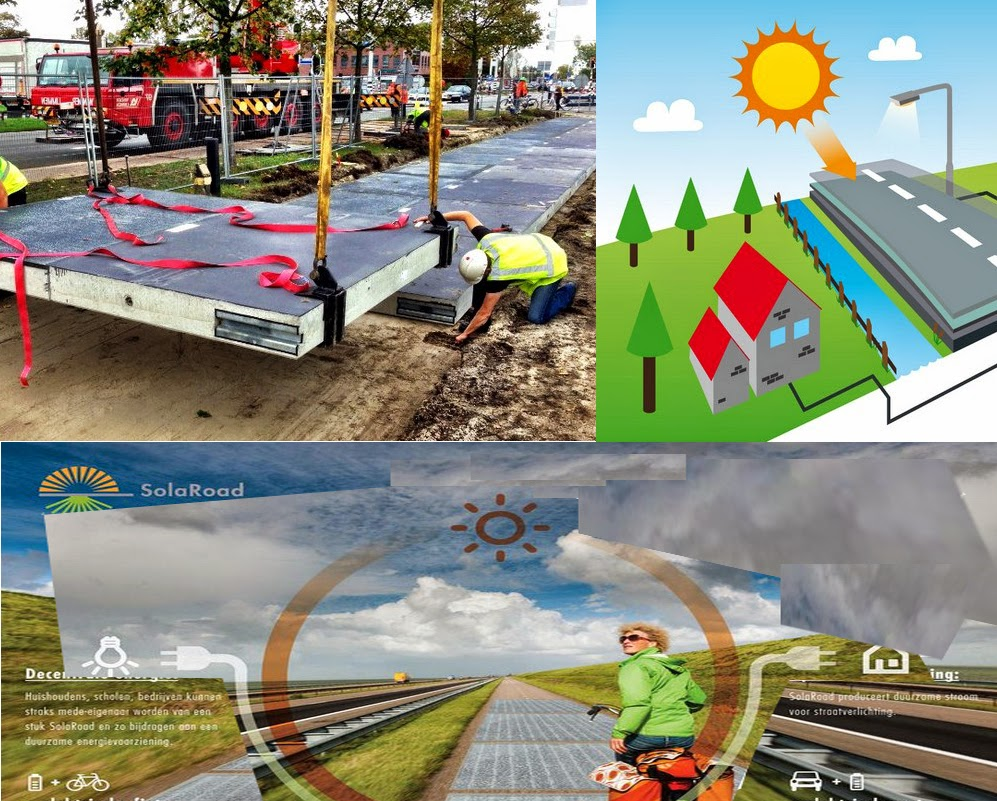solar roadways essay Both solar panels and solar roadways have similarities in cost, solar dependency, and the creation of more diverse jobs compared to the fossil fuel industry, but it is the differences in cost and versatility that make solar roadways the better option.