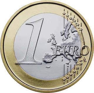 MONEDA 1 EURO