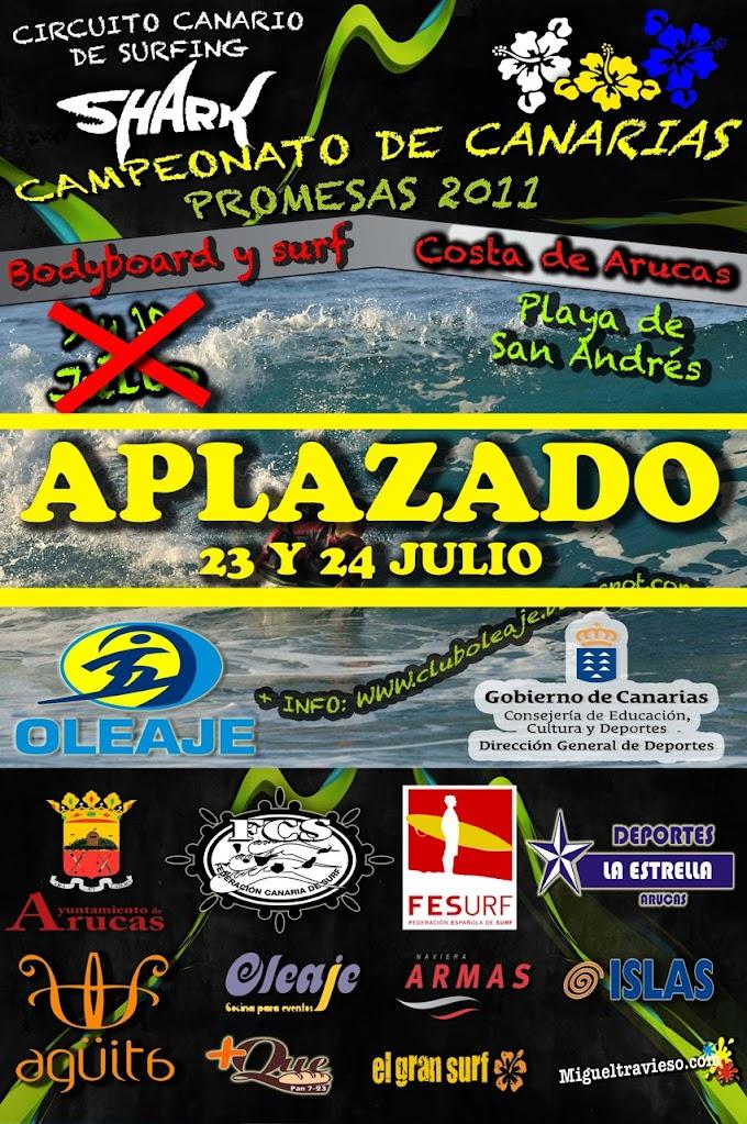 Camperonato de Canarias Promesas 2011