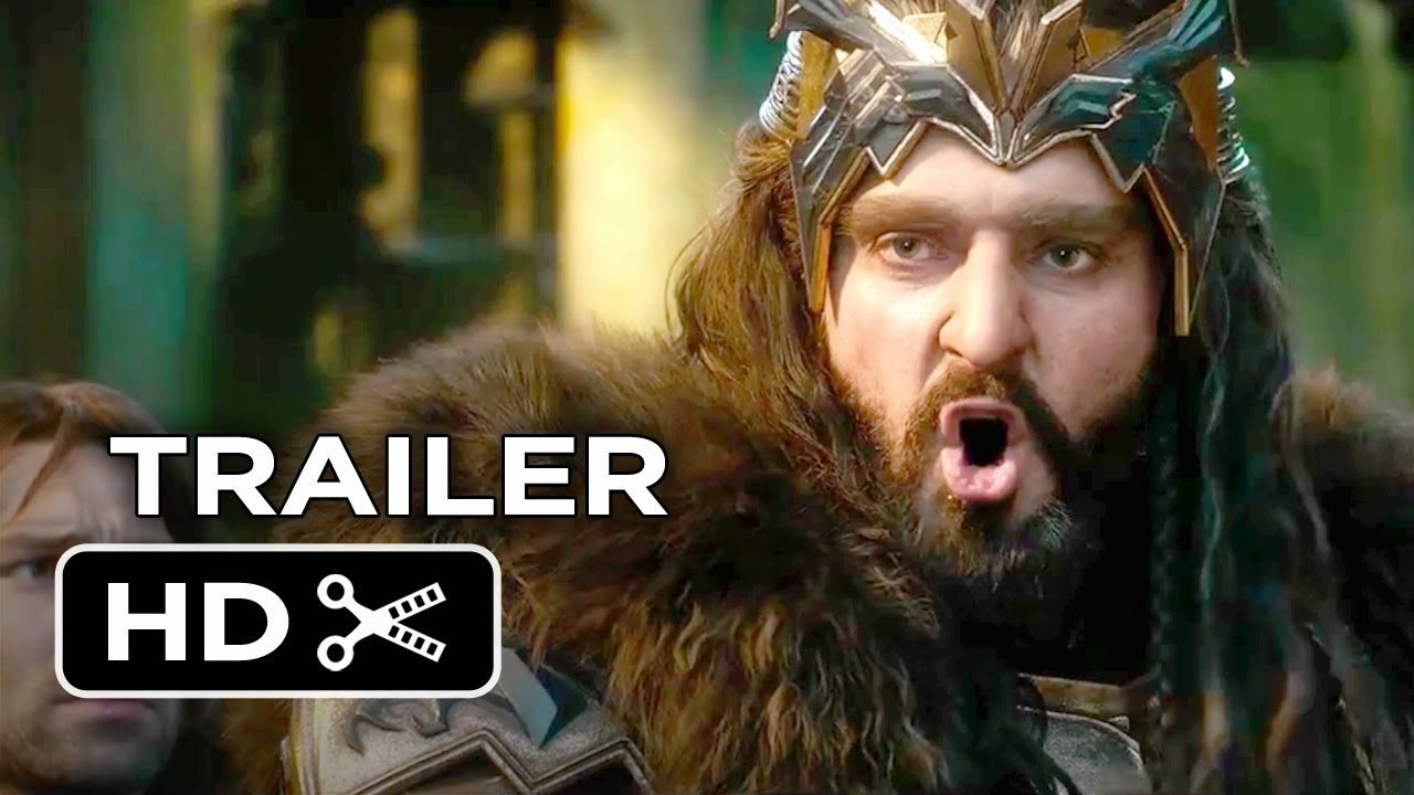 The Hobbit: The Battle of the Five Armies Official Teaser Trailer