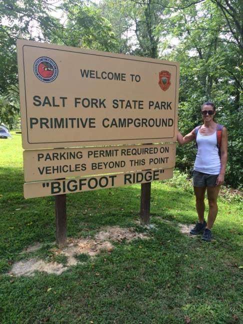 Shannon LeGro Salt Fork Park