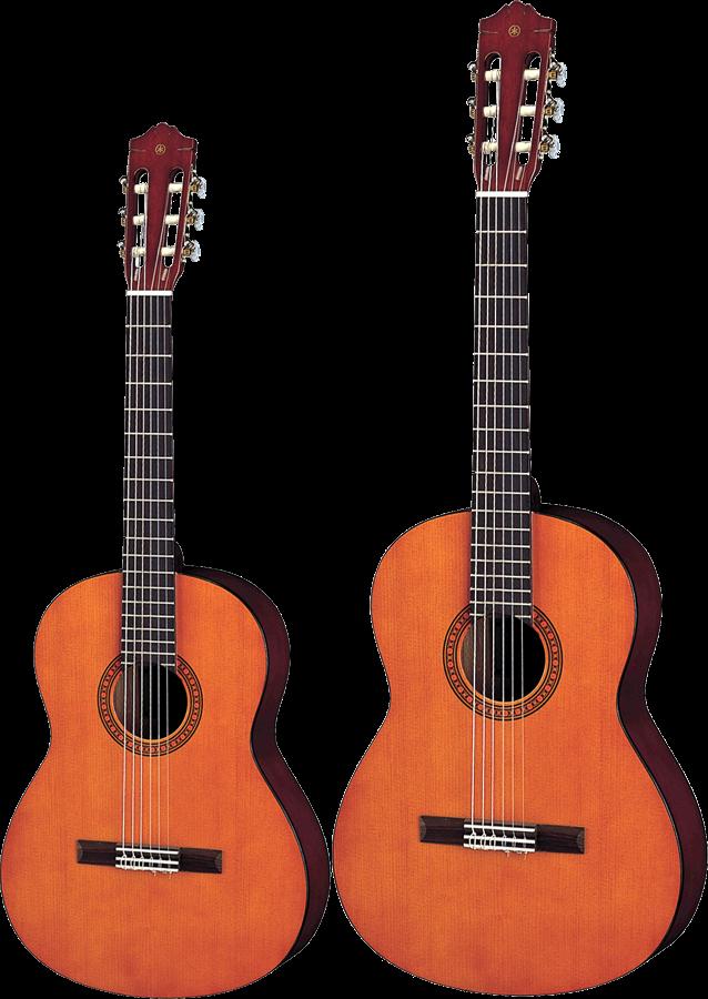 guitare classique 1/2 yamaha cgs102a