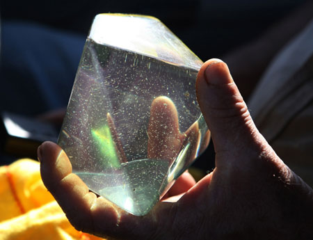 WORLD'S BIGGEST DIAMOND DISCOVERED picture