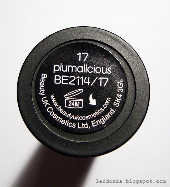 plumalicious lipstick