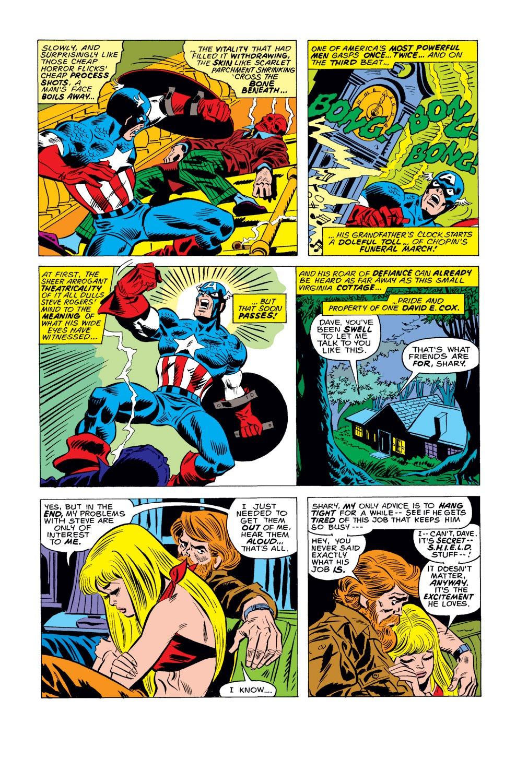 Captain America (1968) Issue #185 #99 - English 12