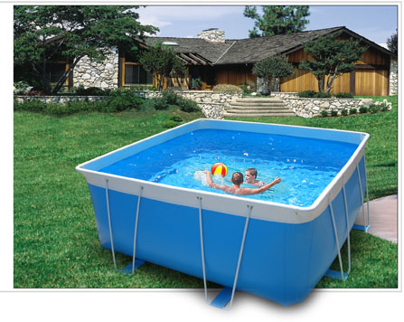 Swimming in portable pool design ideas swimming pool design for Ver piscinas de obra